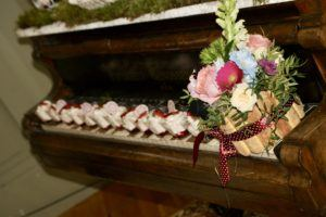 Irezistibilă la Pahar - Candy Bar Botez pe Pian