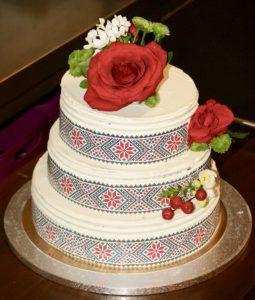 Motive Tradiționale cu Tort Deliciu