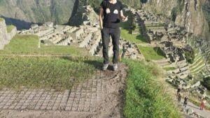 Tatisoarele la Machu Picchu (fără legătură cu Macu Piciu - prăjitura noastră) - cei mai faini clienti