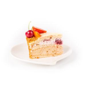 Tort Curcubeu… pe Cerul Gurii