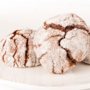 Ciocolată Mototolită (Crinkles)