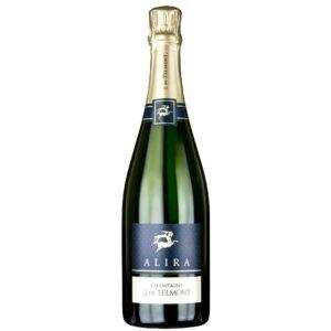ALIRA Champagne J. de TELMONT – Brut