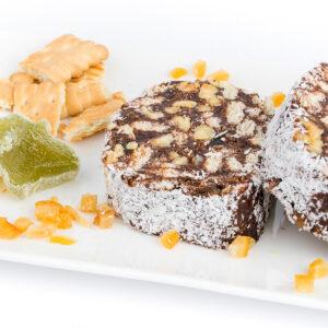 Salam de Biscuiți – Prăjitură de Post