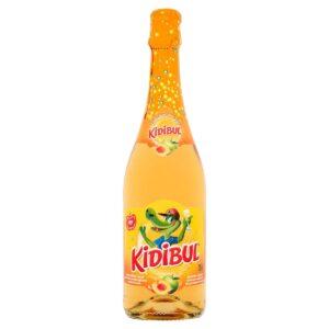 Șampanie pentru Copii – FĂRĂ ALCOOL – KIDIBUL Mere & Piersici