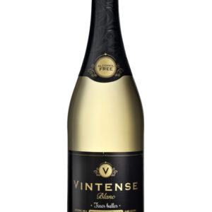 VINTENSE Blanc – Vin Spumant FĂRĂ ALCOOL