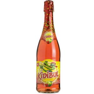 Șampanie pentru Copii – FĂRĂ ALCOOL – KIDIBUL Mere & Căpșune