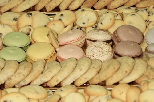 Platou asortat cu Macarons