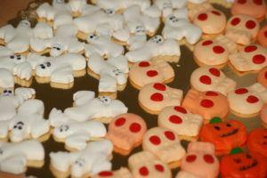 Decorațiuni Dulci Halloween