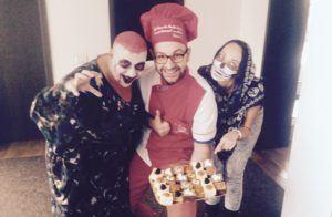 Prăjituri de casă personalizate - Halloween party