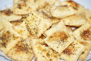 Biscuiți cu brânză puturoasă :) Gorgonzola și Mac